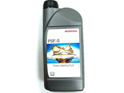 HONDA Жидкость для гидроусилителя рулевого управления PSF-S 1л