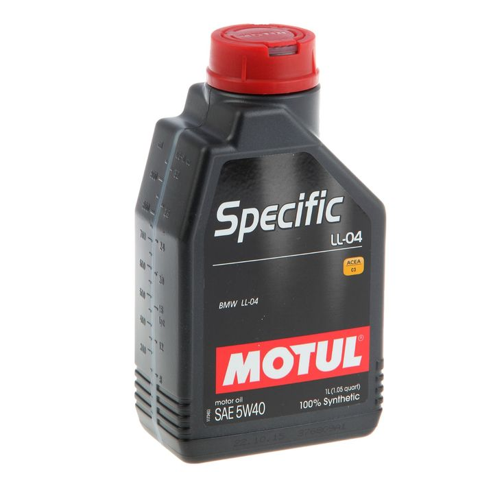MOTUL Моторное масло Specific Longlife LL-04 SAE 5w40 1л Full-synthetic
