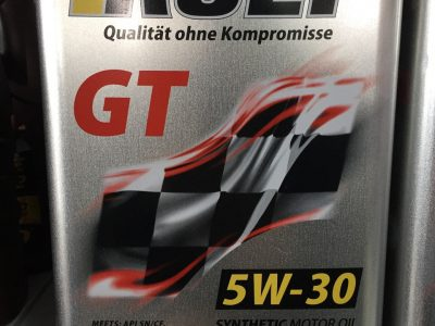 ROLF Моторное масло GT SAE 5w30 4л Full-synthetic