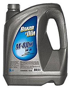ВОЛГА-ОЙЛ Моторное масло М8Дм  5л Mineral oil