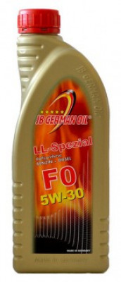 JB GERMAN OIL Моторное масло LL-Spezial FO SAE 5w30 1л Full-synthetic