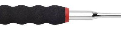 LICOTA Выколотка с гофрированной ручкой, 250х12 мм
