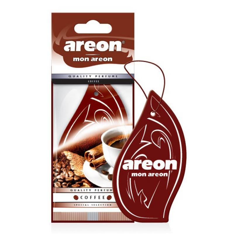 AREON Ароматизатор ЁЛОЧКА Coffee