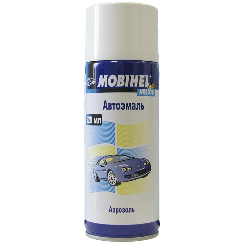 MOBIHEL Автоэмаль алкидная 210 Примула, 0,52л