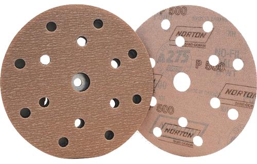 NORTON Шлифовальный круг PRO A275 15 отверстий 150 мм, P150