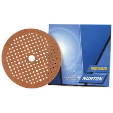 NORTON Шлифовальный круг A275 MULTI-AIR PRO 181 отверстие 150 мм, P320