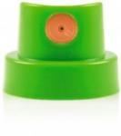 MONTANA Кэп зеленый с оранжевой вставкой 4-15см 1уп*50шт