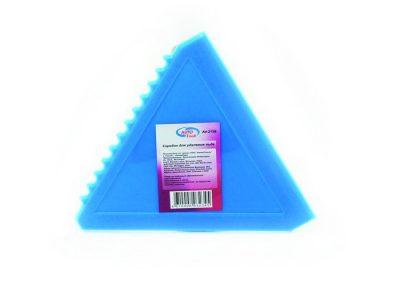 AUTOVIRAZH Скребок для удаления льда треугольный 10х11,5 см