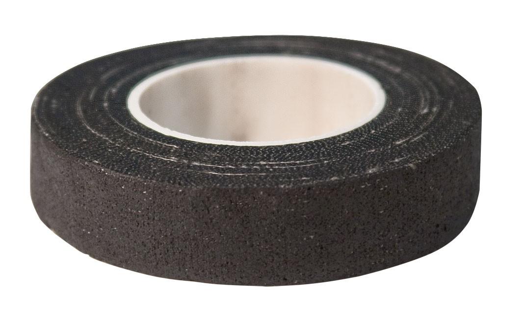 STAYER Изолента армированная на хлопчатобумажной ПВХ ткани, черная, 90г