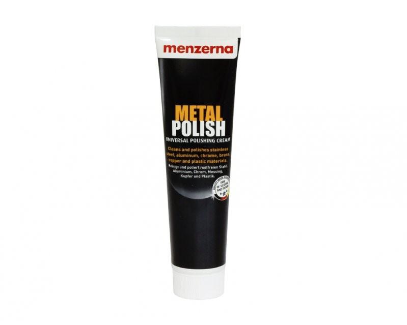 MENZERNA Универсальная полировальная паста для металла Metal polish, 0,125л