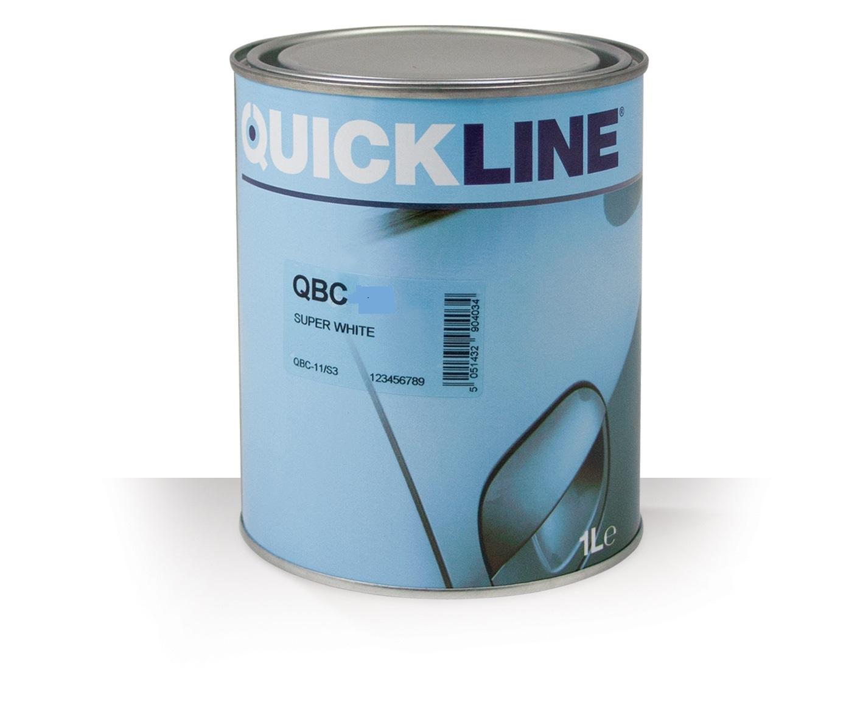 QUICKLINE Базовая эмаль ARCTIC WHITE, 1л