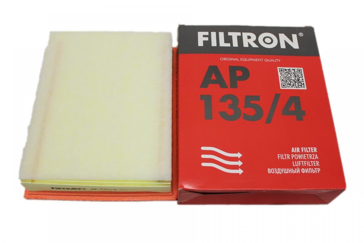 FILTRON Фильтр воздушный AP 135/4