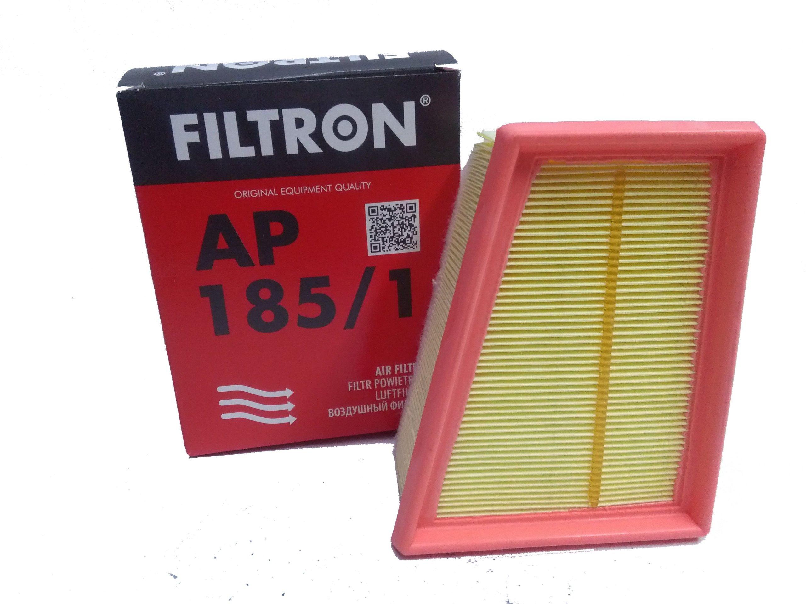 FILTRON Фильтр воздушный AP 185/1