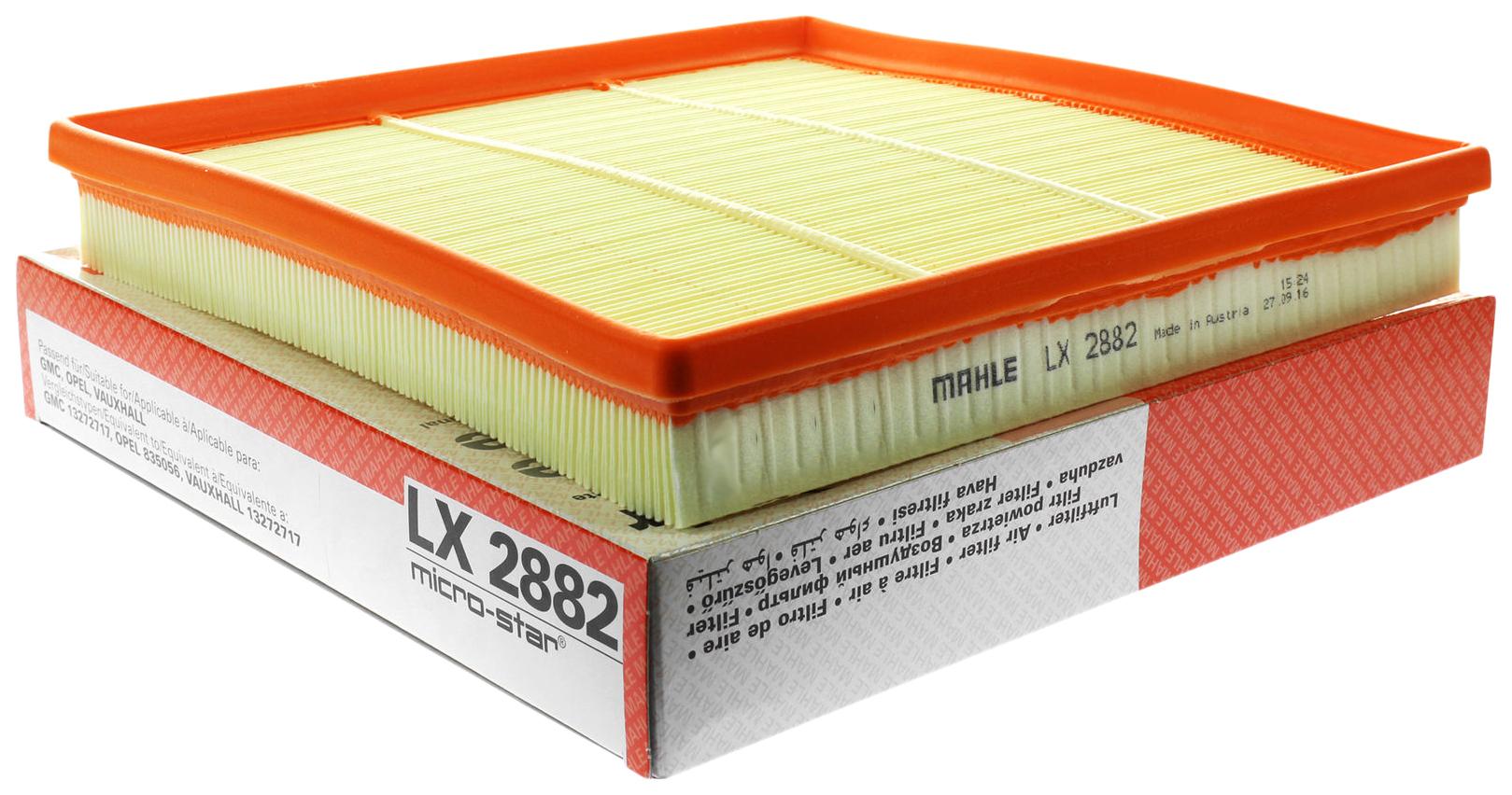 KNECHT Фильтр воздушный LX 2882