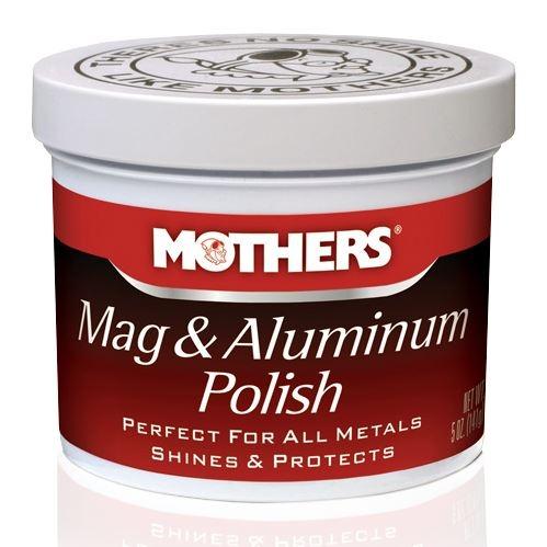 MOTHERS Полироль для алюминиевых и магниевых деталей, 142 мл