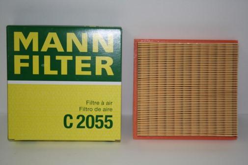 MANN Воздушный фильтр C 2055