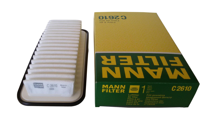 MANN Воздушный фильтр C 2610