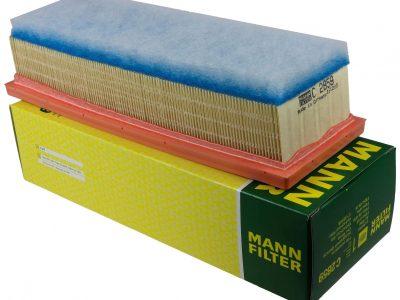 MANN Воздушный фильтр C 2859