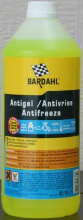 BARDAHL Антифриз Universal Concentrate 1л