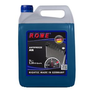 ROWE Антифриз Hightec AN G11 концентрат сине-зеленый 5л