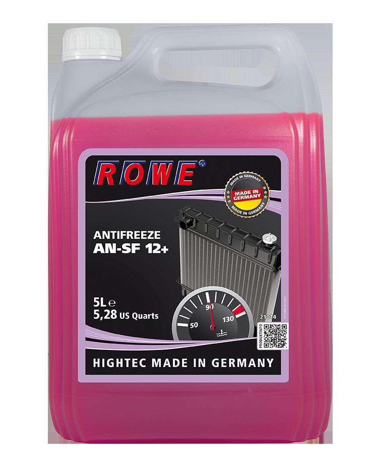 ROWE Антифриз Hightec AN-SF 12+ концентрат красный 5л