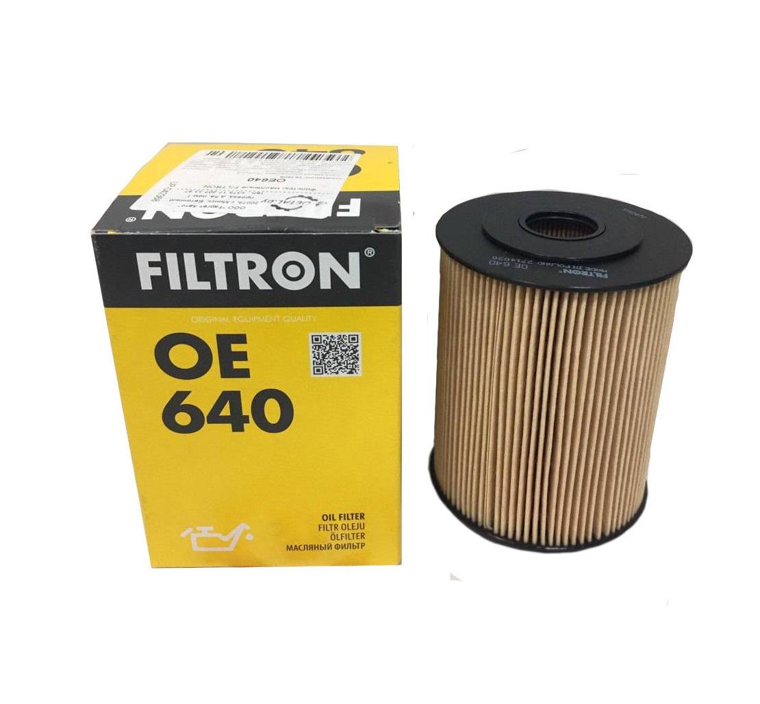 FILTRON Фильтр маслянный OE 640