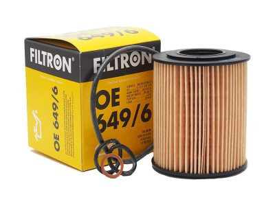 FILTRON Фильтр маслянный OE 649/6