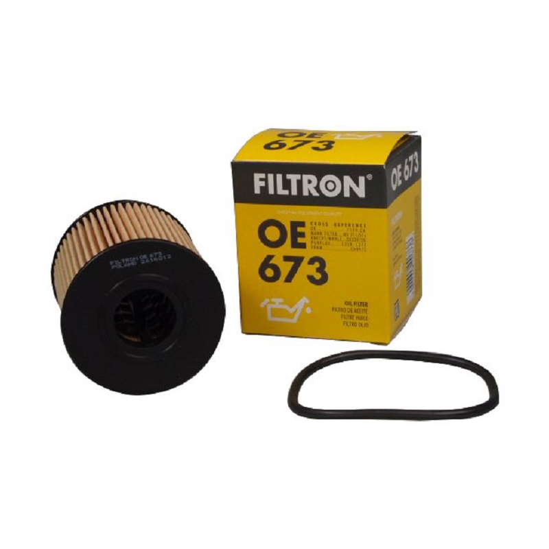 FILTRON Фильтр маслянный OE 673