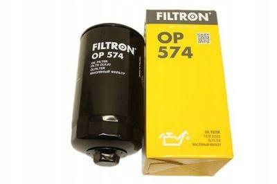 FILTRON Фильтр маслянный OP 574