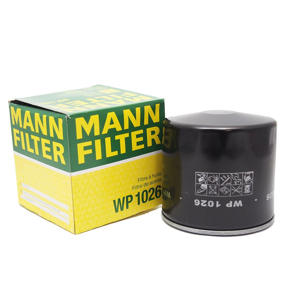 MANN Фильтр масляный WP 1026