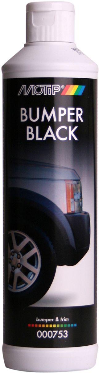 MOTIP Восстановитель черного цвета, для бампера, 0,5л