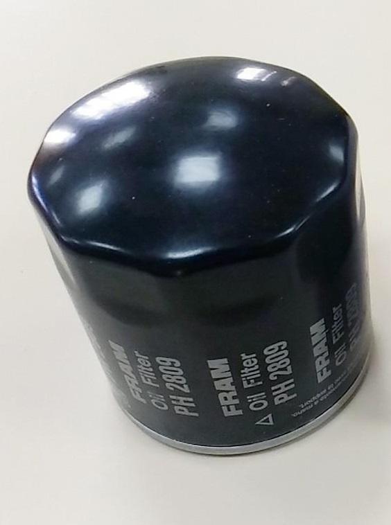 FRAM Фильтр масляный PH2809