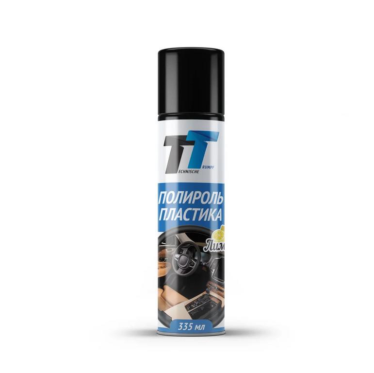 TT Полироль пластика Лимон 0,335л