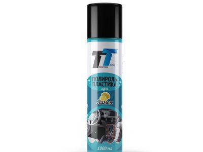 TT Полироль пластика Aqua Лимон 1л