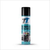 TT Полироль пластика Aqua Бабл гам 0,335л
