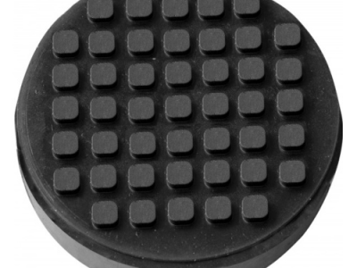 РТИ Накладка резиновая на домкрат подкатной ø 34мм, h 32мм