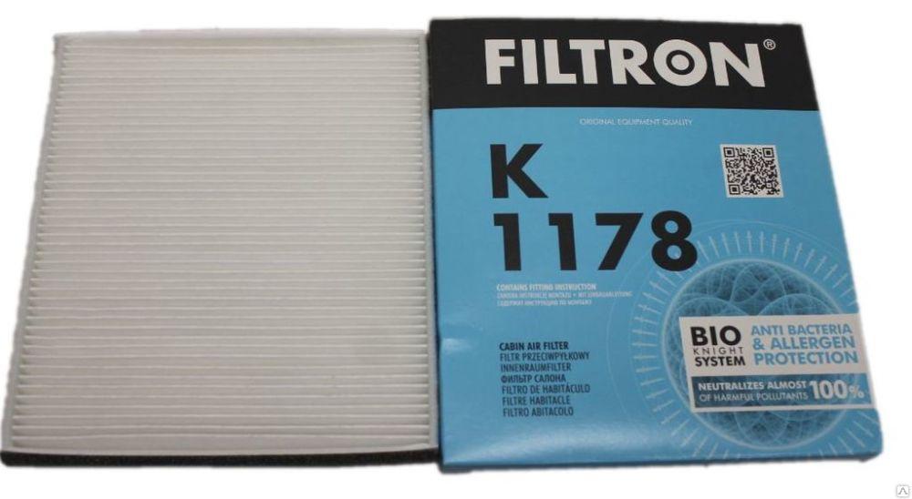 FILTRON Фильтр салона K 1178