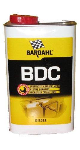 BARDAHL Многокомпонентная присадка в дизельное топливо BDC, 1л