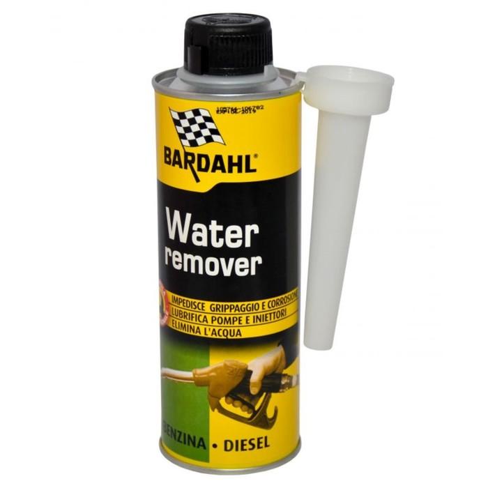BARDAHL Присадка, вытесняющая влагу из бензинового и дизельного топлива Fuel water remover, 0,3л