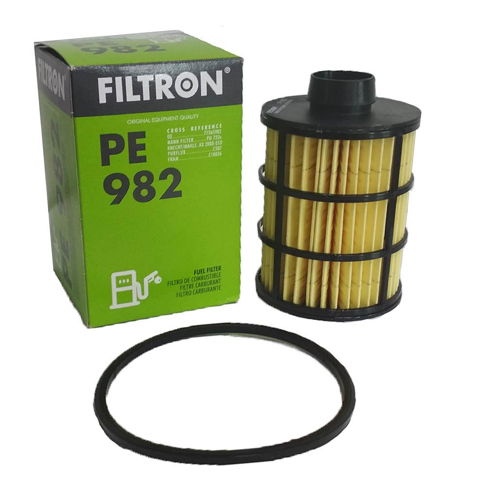 FILTRON Фильтр топливный PE 982