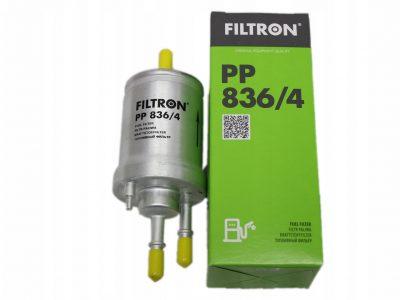 FILTRON Фильтр топливный PP 836/4