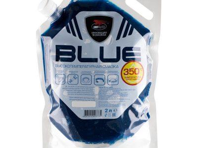 ВМП-АВТО Смазка МС-1510 высокотемпературная литиевая,синяя, 2л
