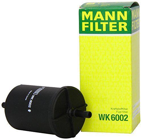MANN Фильтр топливный WK 6002