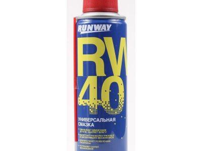 RUNWAY Универсальная проникающая смазка RW-40, 0,2л
