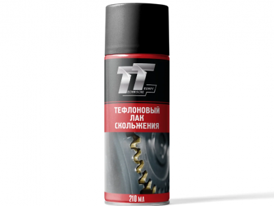 TT Тефлоновый лак скольжения, 0,21л