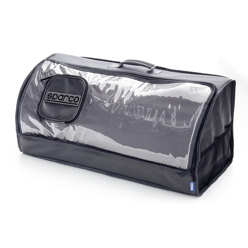 SPARCO Органайзер в багажник спортивный дизайн, 69х28х28 см