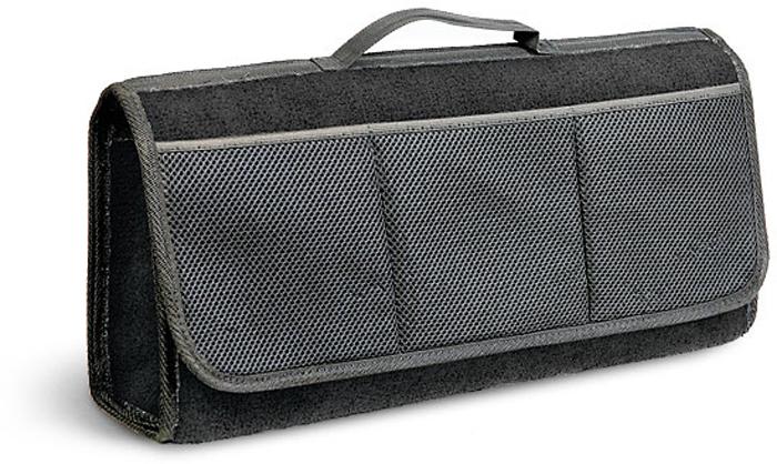 TRAVEL Органайзер в багажник ковролиновый, 28х13х30 см