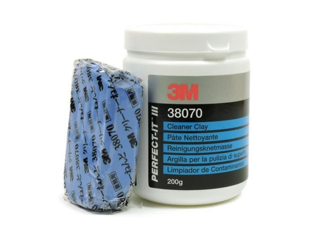 3М Глина абразивная 200 гр