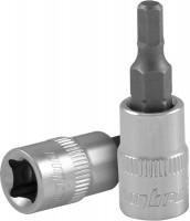 OMBRA Насадка торцевая 1/4″DR с вставкой-битой шестигранной, H6