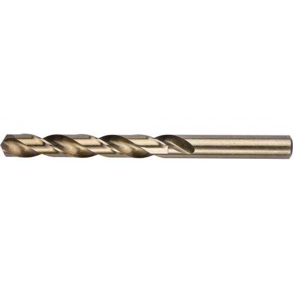 ЗУБР Сверло по металлу «Кобальт», цилиндрический хвостик, 12х151 мм